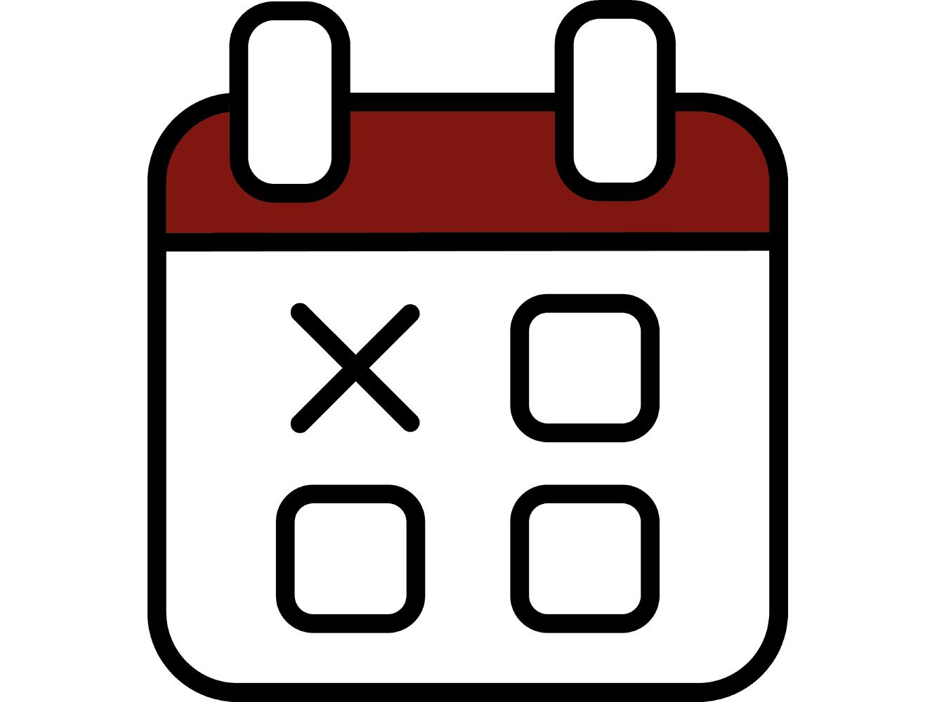 Flexible Booking Icon
